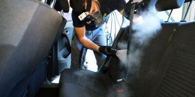 Pulizia Interni Auto Roma Vapor Wash