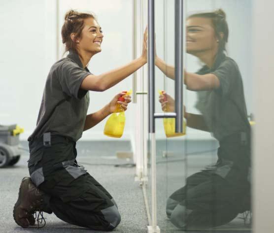 personale pulizia qualificato-roma