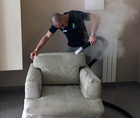 pulizia divani Roma